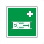 Медицинские знаки, наклейки, таблички