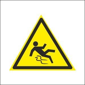 Табличка, наклейка, безопасности, предупреждающий